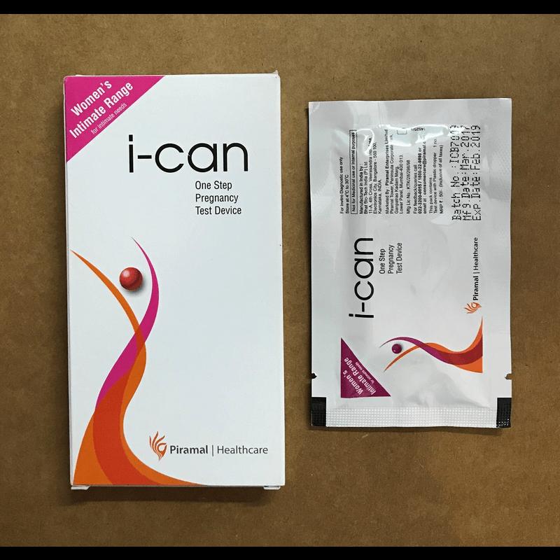 アイキャン/妊娠検査薬 1箱 / i-can 1 box