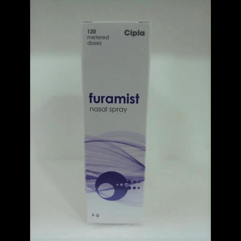 フラミニストナザルスプレー 27.5mcg / Furamist Nasal Spray 27.5mcg