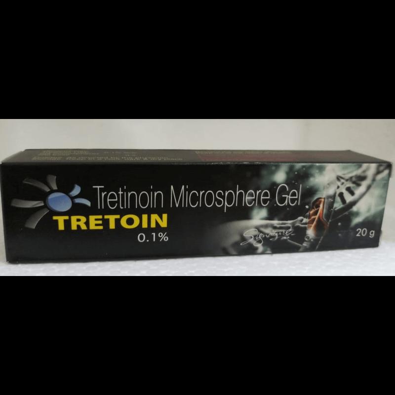 トレトイン 0.1% / Tretoin 0.1%