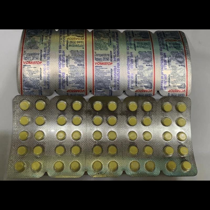 ボミストップ 10mg 60錠 / Vomistop 10mg 60 tablets