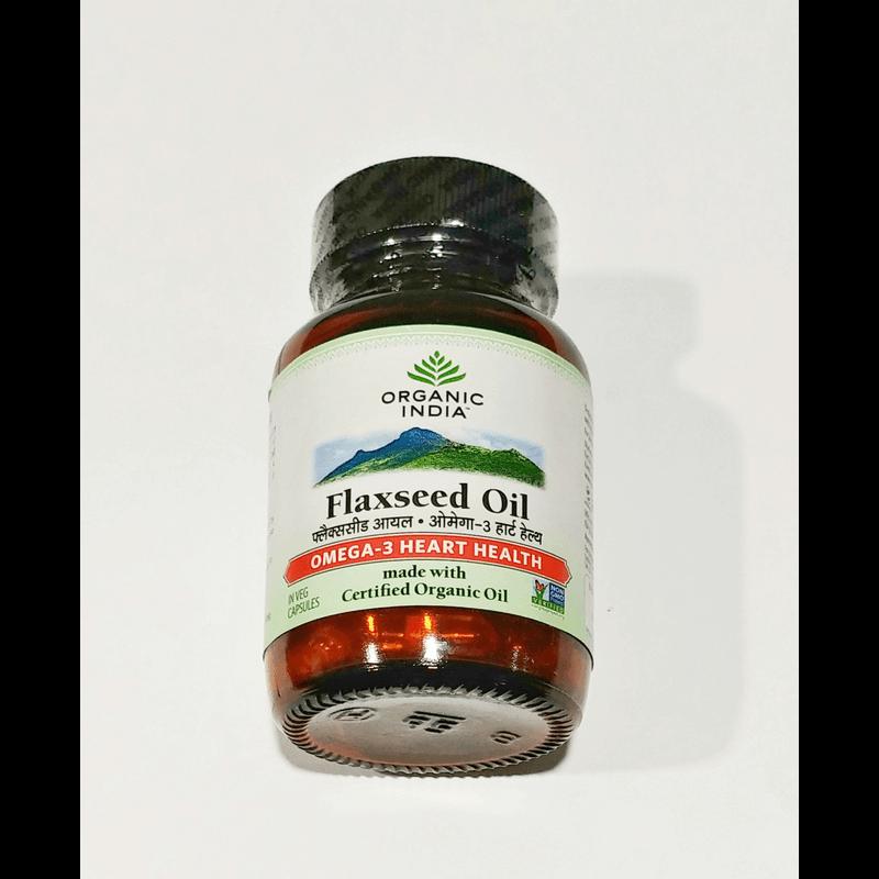 フラックスシードオイル / Flaxseed Oil
