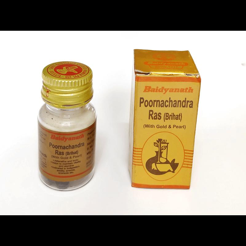 プアナチャンドララス 3本 / Poornachandra Ras 3 bottles