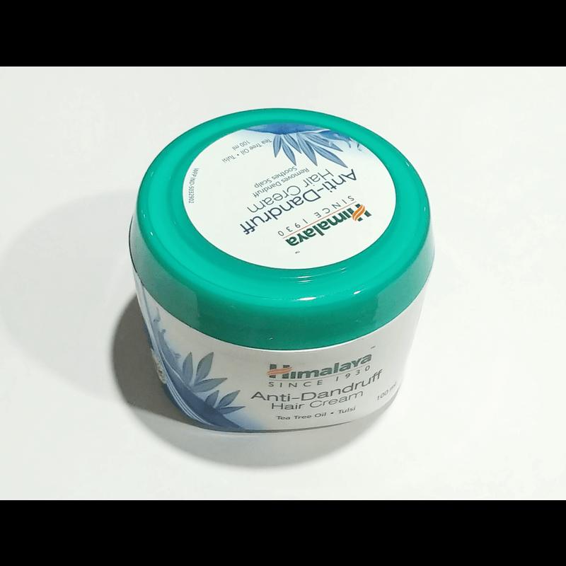 [Himalaya] アンチダンドラフヘアクリーム 1本 / [Himalaya] Anti-Dandruff Hair Cream 1 bottle