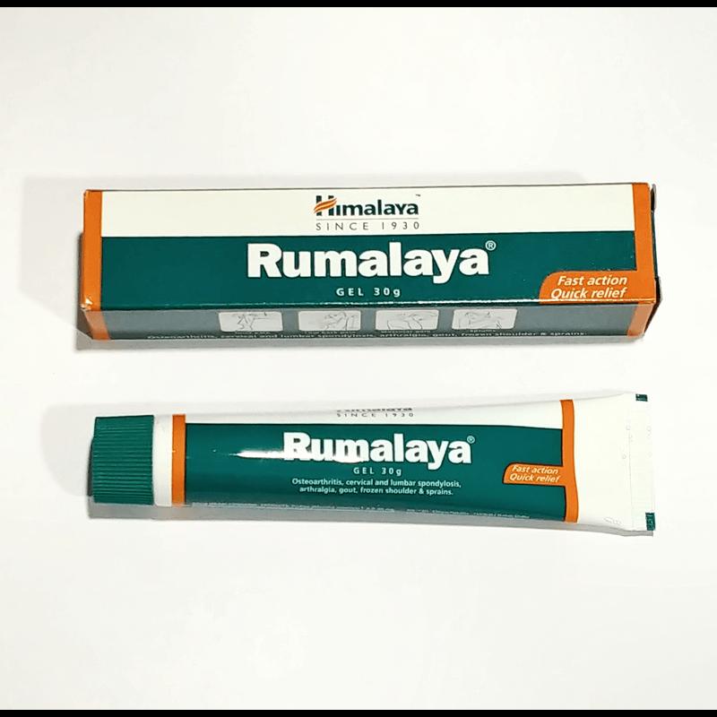 [ヒマラヤ] ルマラヤジェル 2本 / [Himalaya] Rumalaya Gel 2 tubes