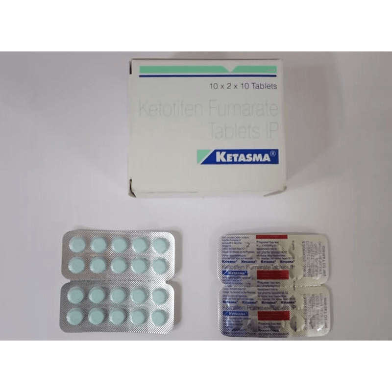 ケタスマ 2箱(400錠) / Ketasma 2 boxes(400 tablets)