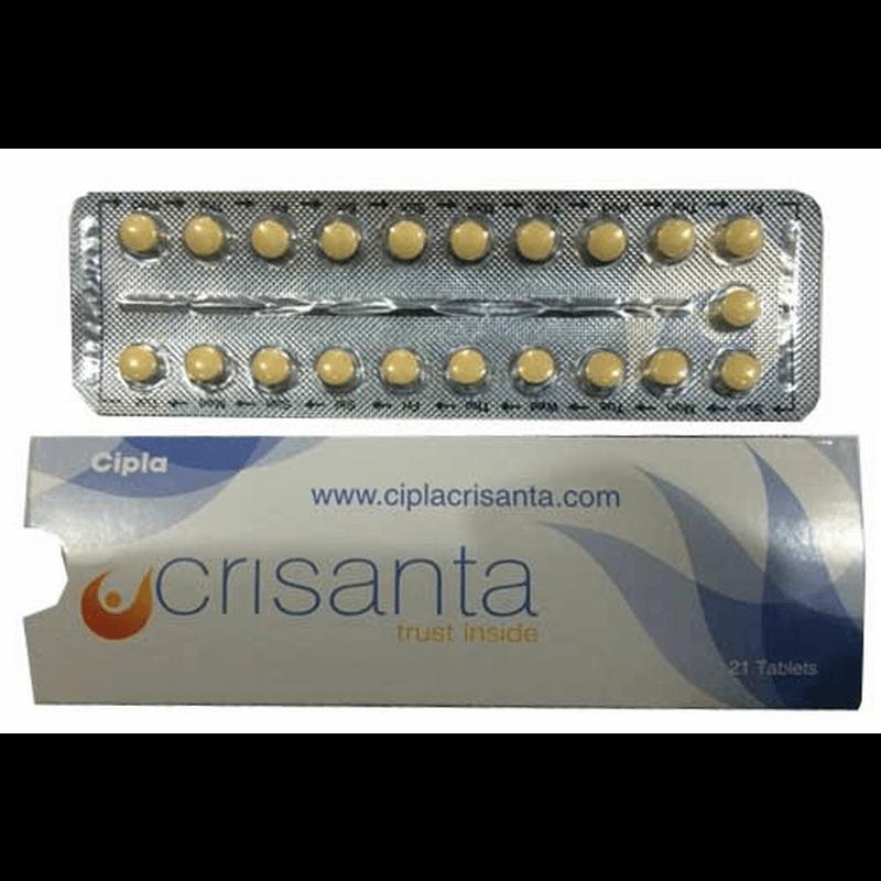 クリザンタ 1 箱 / Crisanta 1 box