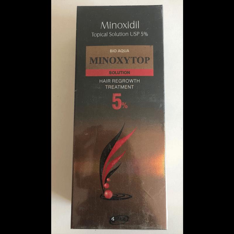 ミノキシートップ 5% 1本 / Minoxytop 5% 1 bottle