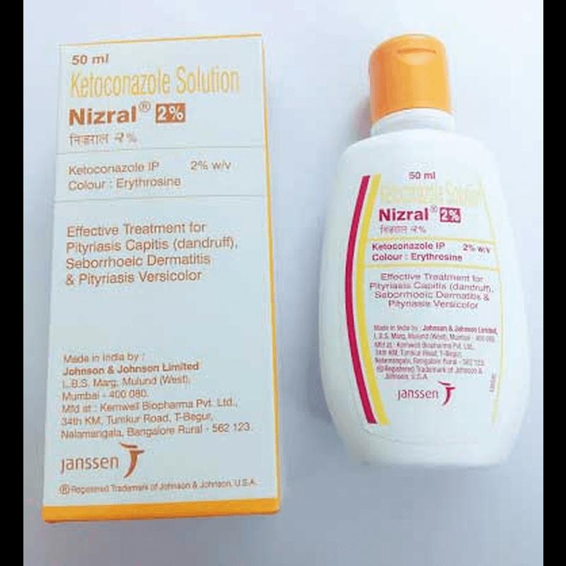 ニズラルシャンプー 2% / Nizral Shampoo 2%