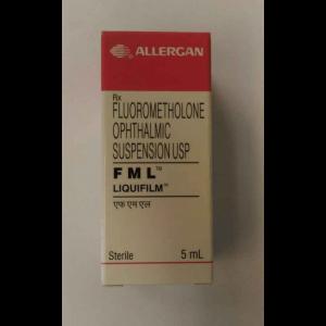 FML点眼液 1本 / FML Liquifilm 1 bottle