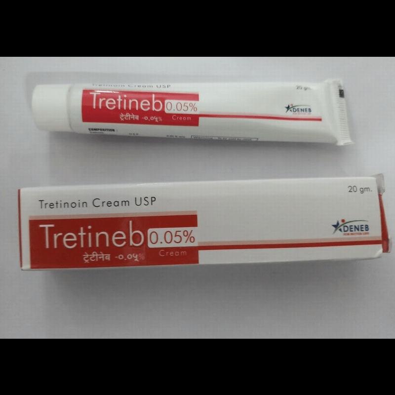 トレチネブ 0.05% クリーム 20g 1個 / Tretineb Cream 0.05% 20g 1 unit