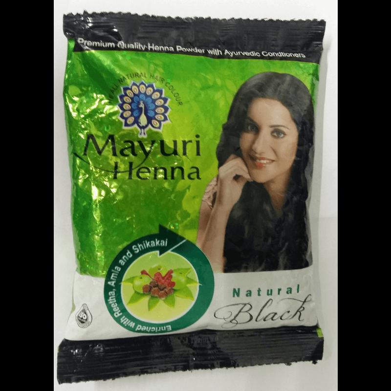 マユリヘナ 2袋 / Mayuri Henna 2 packs