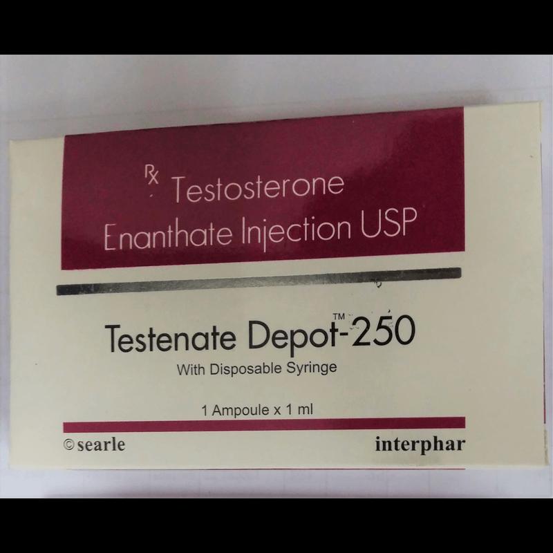 テスティネイトデポ 250mg / Testenate Depot 250mg