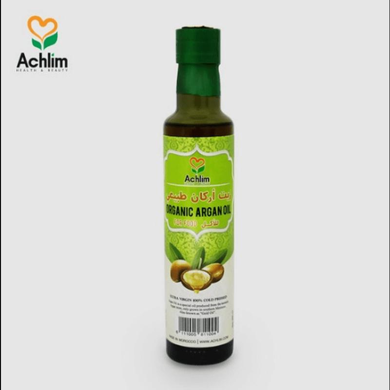 [Achlim] アルガンオイル (食用) 1本 / [Achlim] Argan Oil (edible) 1 bottle