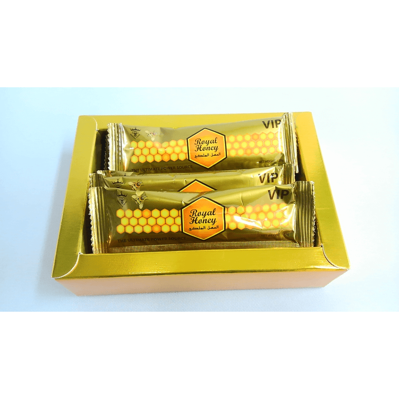 ロイヤルハニーキングダム 5箱 / Royal Honey Kingdom 5 boxes