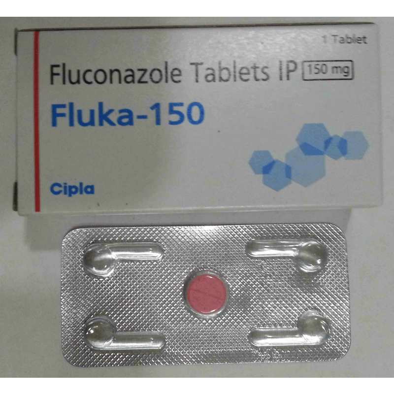 フルカ 150mg 2錠 / Fluka 150mg 2 tablets