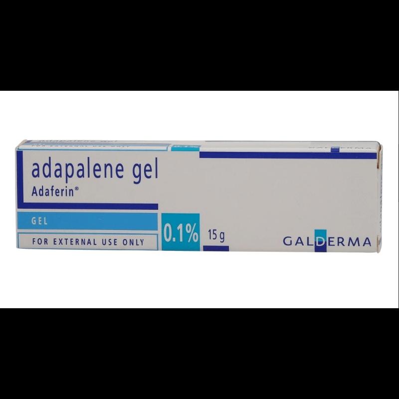 アダフェリンジェル0.1% 15g 6個 / Adaferin Gel 0.1% 15g 6 units