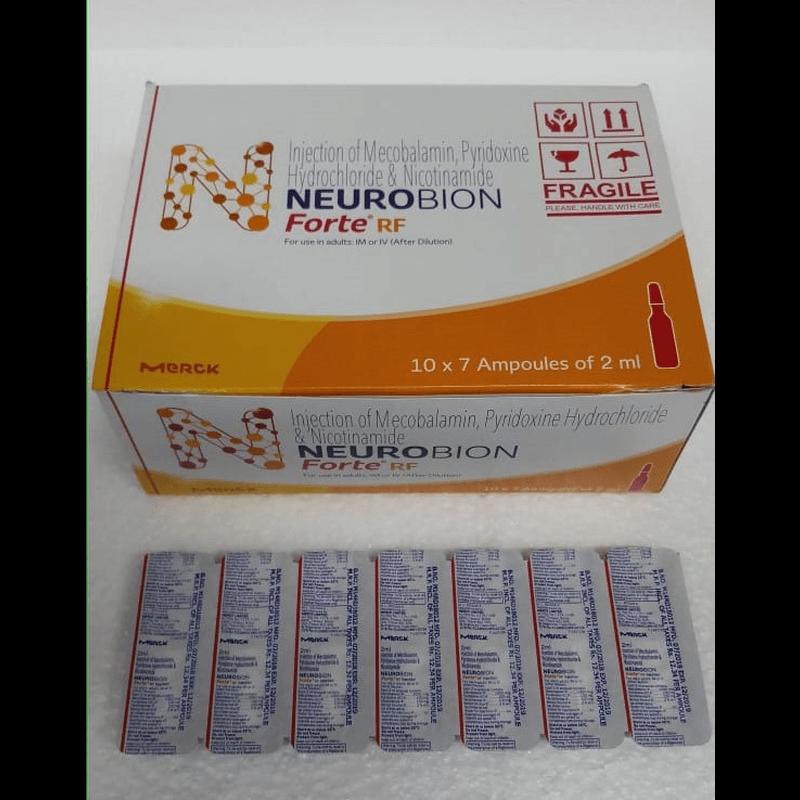 ニューロビンフォルテインジェクション 21アンプル / Neurobion Forte Injection 21 ampoules