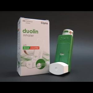 デュオリンインヘイラー 1箱 / Duolin Inhaler 1 box
