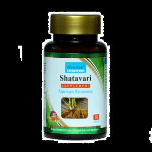 [Ayurleaf] シャタバリ 1本 / [Ayurleaf] Shatavari 1 bottle