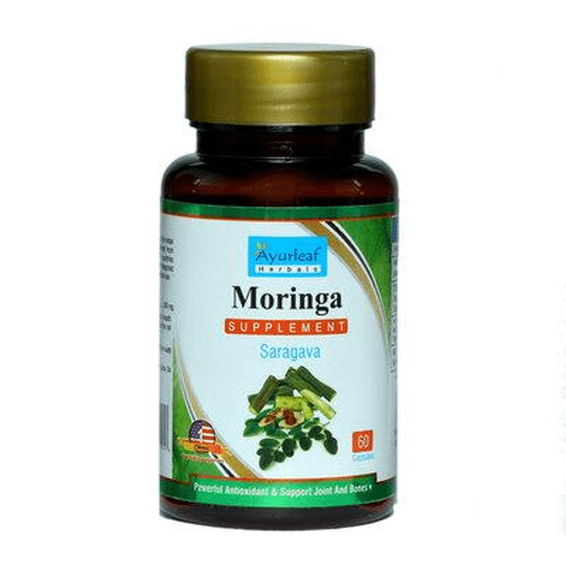 [Ayurleaf] モリンガ 1本 / [Ayurleaf] Moringa 1 bottle