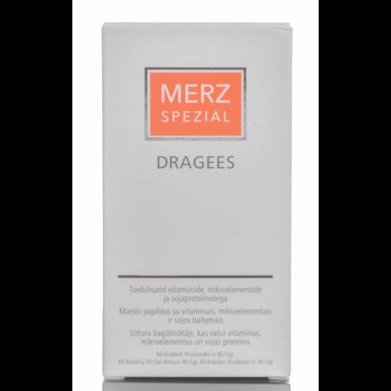 メルズ スペシャル ドラジーズ 2箱 / Merz Spezial Dragees 2 boxes