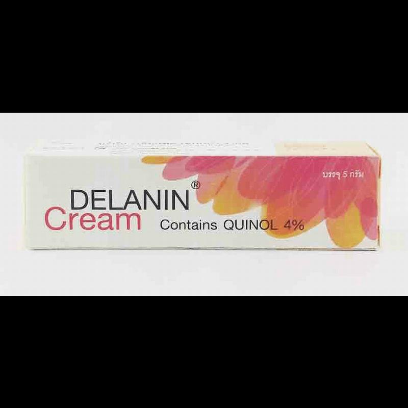デラニンクリーム 4% 5g / Delanin Cream 4% 5g